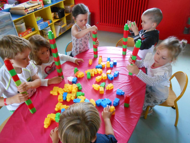 Nos activités en maternelle