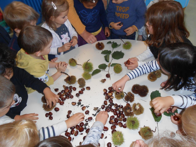 L'automne en maternelle