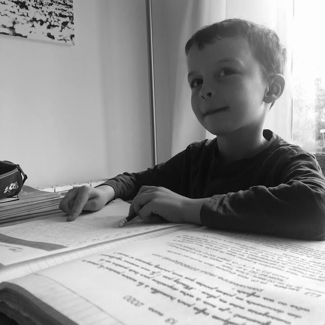 La 3ème semaine de confinement s'achève … Les enfants sont toujours aussi motivés !!!