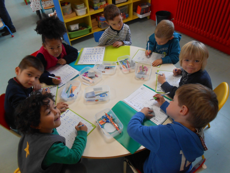 lecture et écriture en maternelle