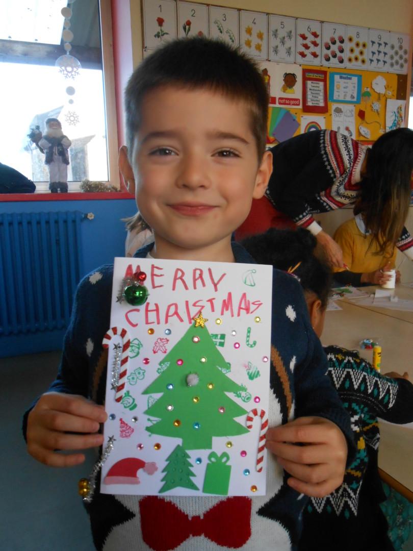 Jolies cartes de Noël
