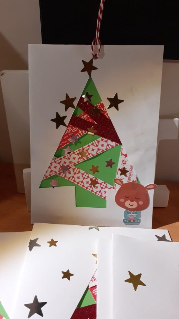 Merry Christmas ! Joyeux Noël en GS / CP !